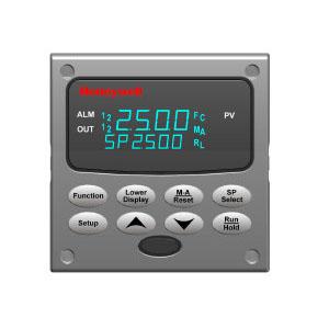 Control de temperatura UDC2500 - Honeywell | EQA